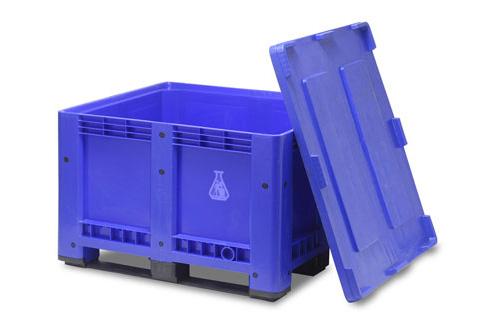 bac de 600 litres bacs tous les contenants pour vos d chets industriels groupe chimirec. Black Bedroom Furniture Sets. Home Design Ideas