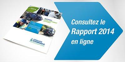 Consulter le rapport de développement durable