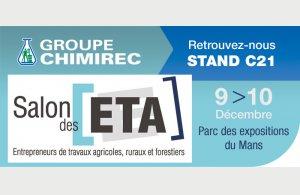 Salons groupe chimirec chimirec france for Salon des entrepreneurs 2016