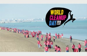CHIMIREC NOREC, partenaire du World CleanUp Day